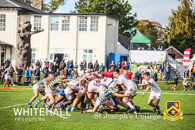 Match 12 - Denstone College VS John Fisher