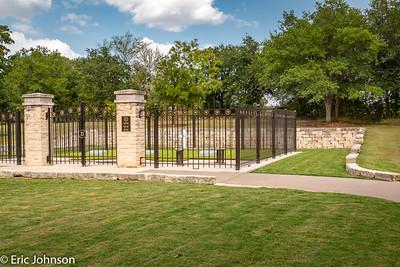 Bush Gravesite photos