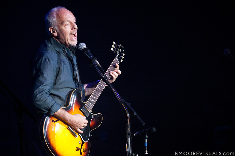 Peter Frampton performs on June 9, 2010 at Ruth Eckerd Hall in Clearwater, Florida