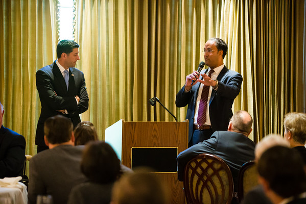 2016-03-31 Will Hurd - The Argyle