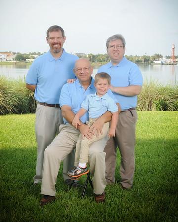 Gallucci Family Portraits