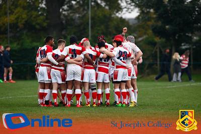 Match 25 - St Joseph's College v St Peter's Gloucester
