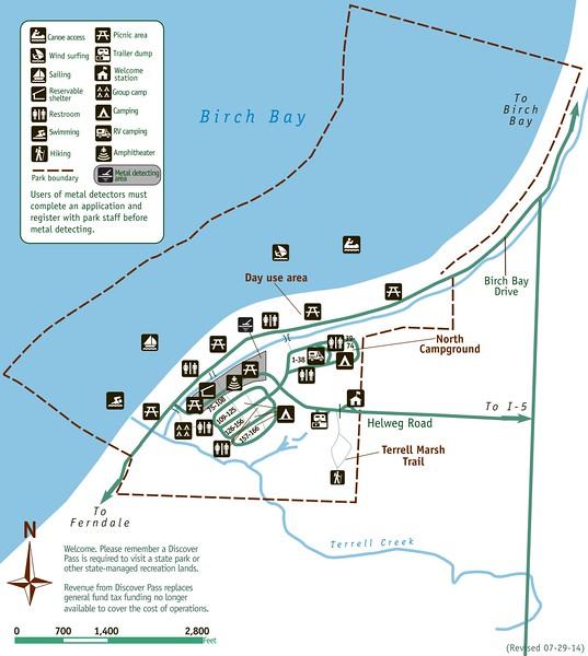 Birch Bay State Park