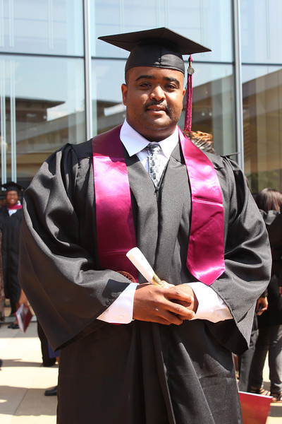 Myron Graduation