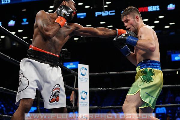 Conrad Cummings vs Dante Moore