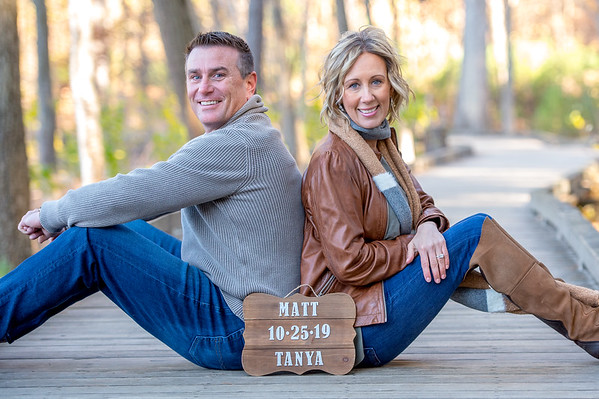 Tanya & Matt Engagement Shoot 11-11-18