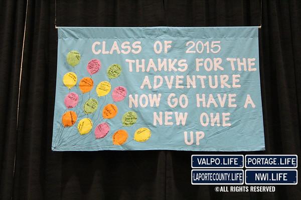 Kouts High School Graduation 2015