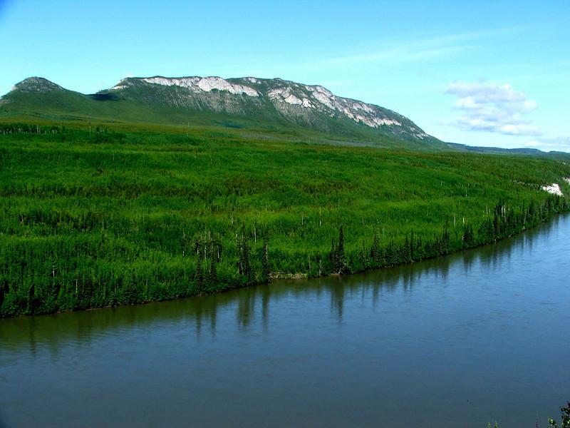 Liard River, Northern British Columbia