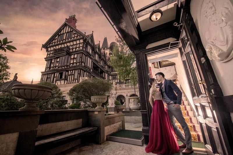0805  老英格蘭自助婚紗