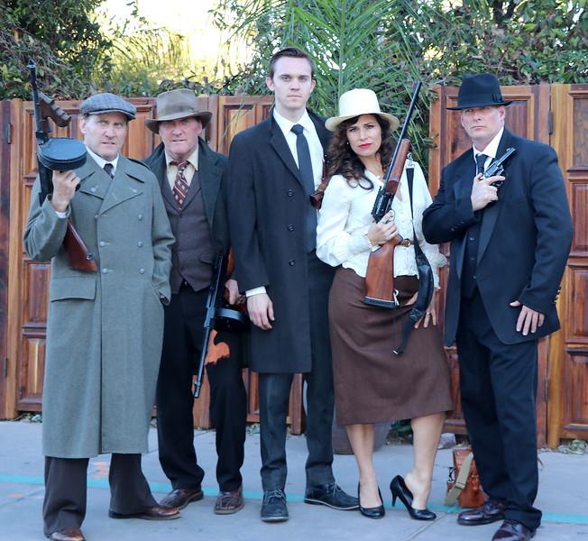 Dillinger Days