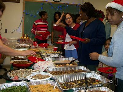 2009-12 SICU Christmas Party