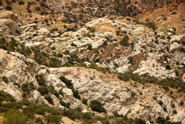 Sawbak Castle, Jordan