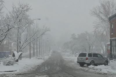 March Snow Storm 2013