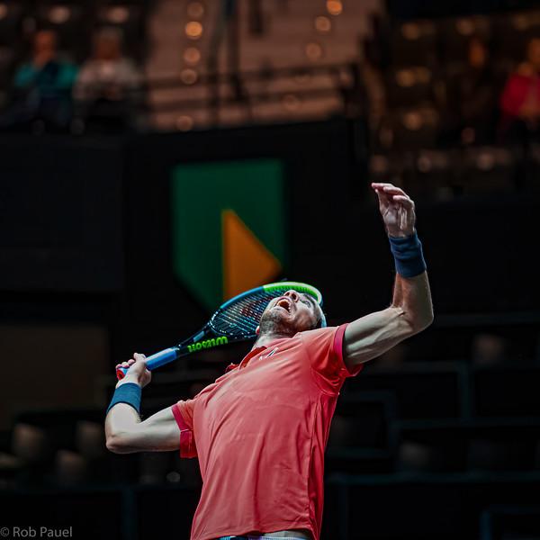 ABN-Amro Tennis- Rotterdam -'20