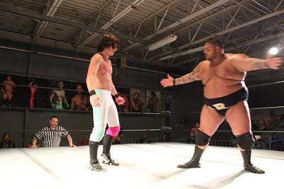 RJ Rude vs. Ace Romero