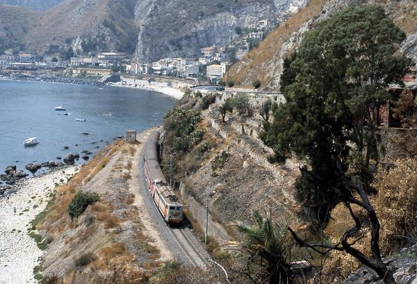 Mediterranean Island Railways
