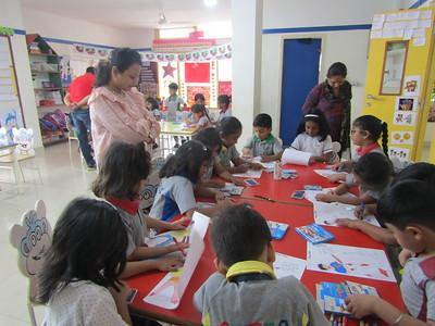 Parental Involvement in School Activity - Boots on 9.3.20