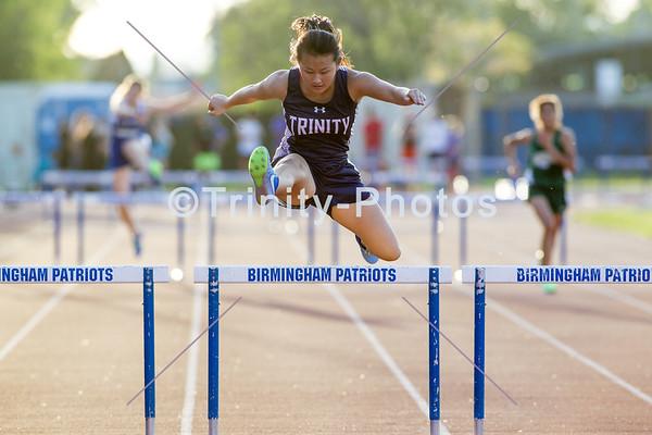 20170314 - Trinity League Track
