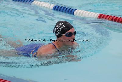 2012-13 Newberry Academy Swim Team