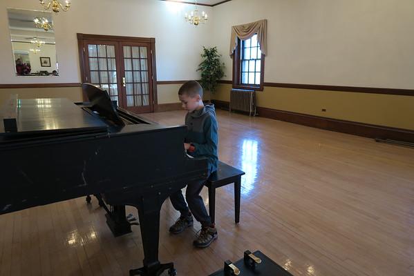 Winter Piano Party- Dec 2016