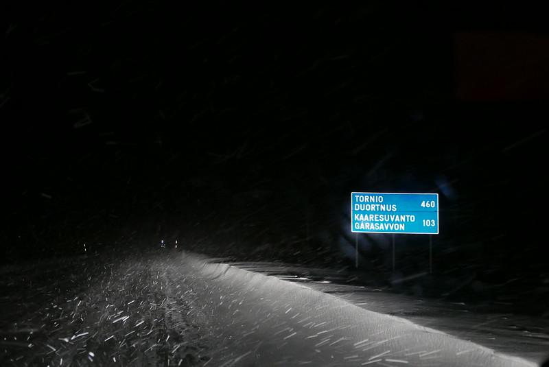 @RobAng 11.03.17, 20:20: Kilpisjärvi, , Lapland, Finnland (FIN)