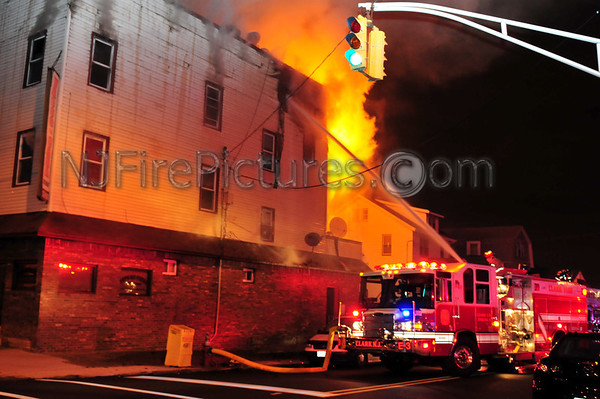 ELIZABETH, NJ 3RD ALARM 723 SUMMER ST. 12/25/11