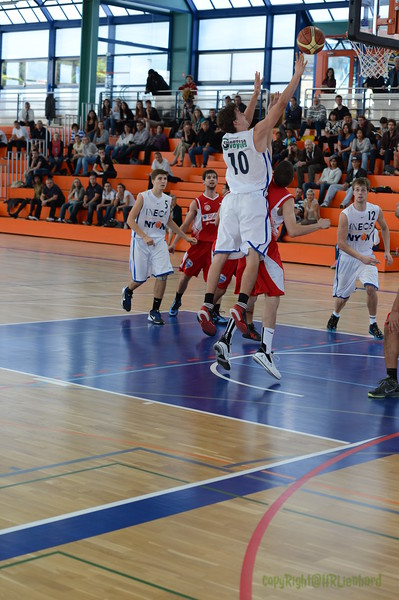 Morges-Nyon 1er Ligue 21102012