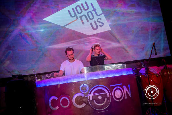 Cocoon Phuket DJs You not us 10.2.2017