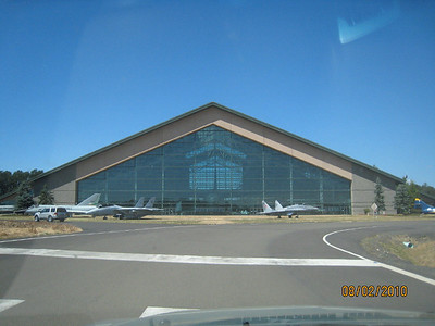 Evergreen Aviation Museum 2010 by Ed Ferri