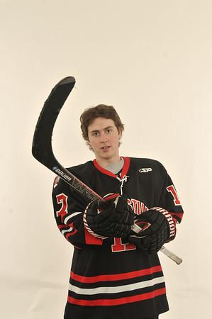 NOS  17  hockey portraits