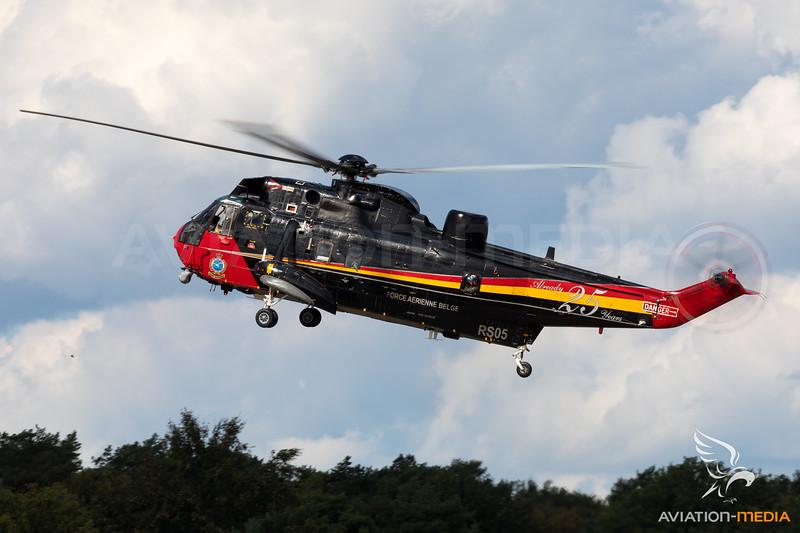 Belgium - Air Force | Westland Sea King Mk.48 | RS-05