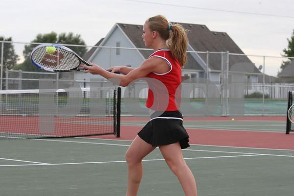 Varsity and Junior Varsity-Odessa vs Higginsville 8-31-09