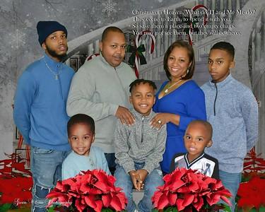 Woodley Family Portraits