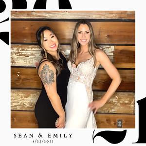 Sean + Emily's Wedding