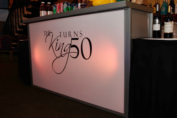 The King Turns 50