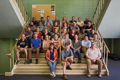 2019 UWL Math Department Photo