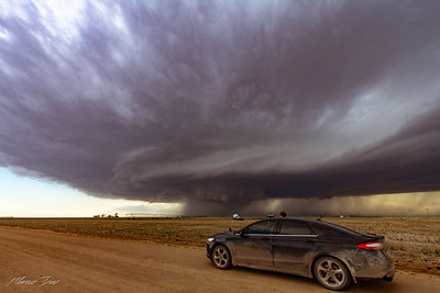 May 24 Springfield, CO Supercell