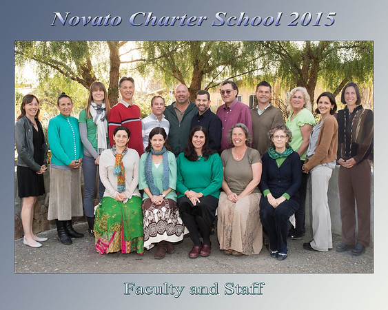 Novato Charter School Faculty/Staff