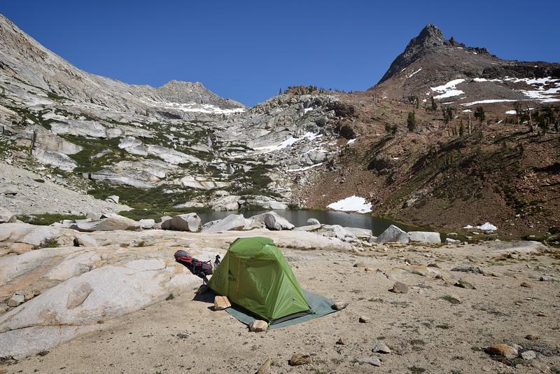 (2013-June 16-18) Sawtooth Peak and Columbine Lake