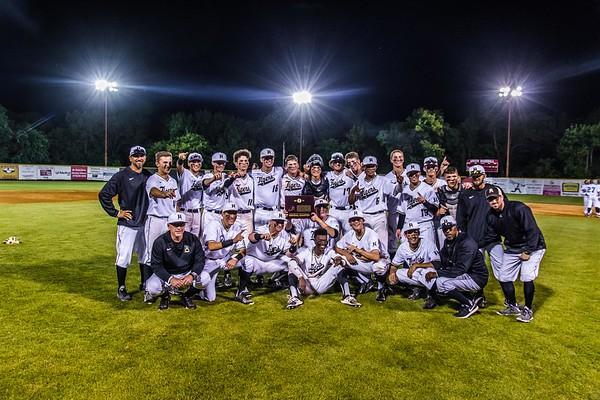 BA Baseball Regional Champs 2017