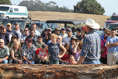 Logging Show Choker Setting