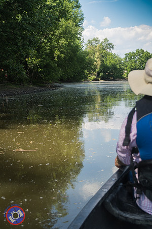 Canoeing on the St. Marys River (©simon@myeclecticimages.com)