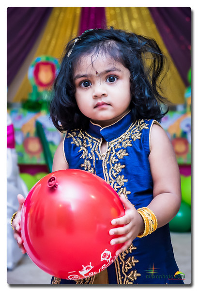 Charvi's 2nd Birthday Party