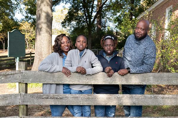 Waller Family Photos 2018