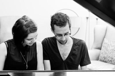 Syd and Zane April 2013