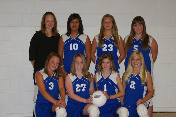 Volleyball - Middle School