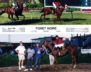 FORET NOIRE - 9/02/1998