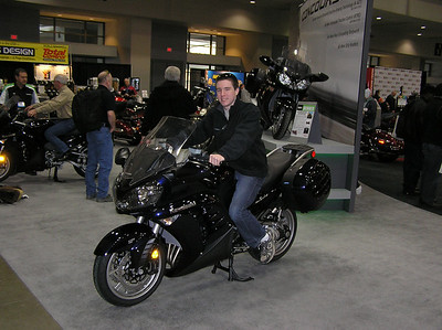 DC Motorcycle Show