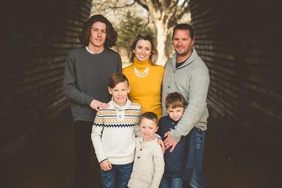 Reeves-Johanson Family