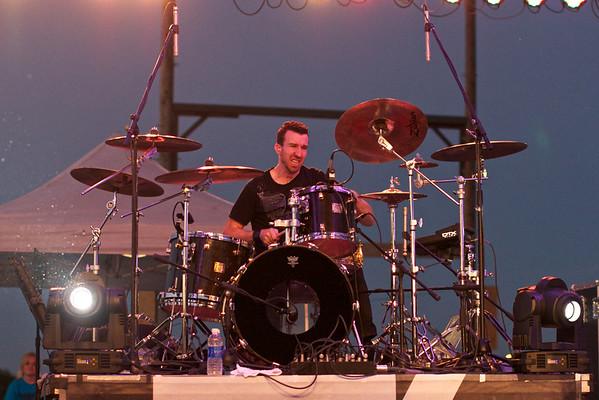 Downpour Music Festival 2012